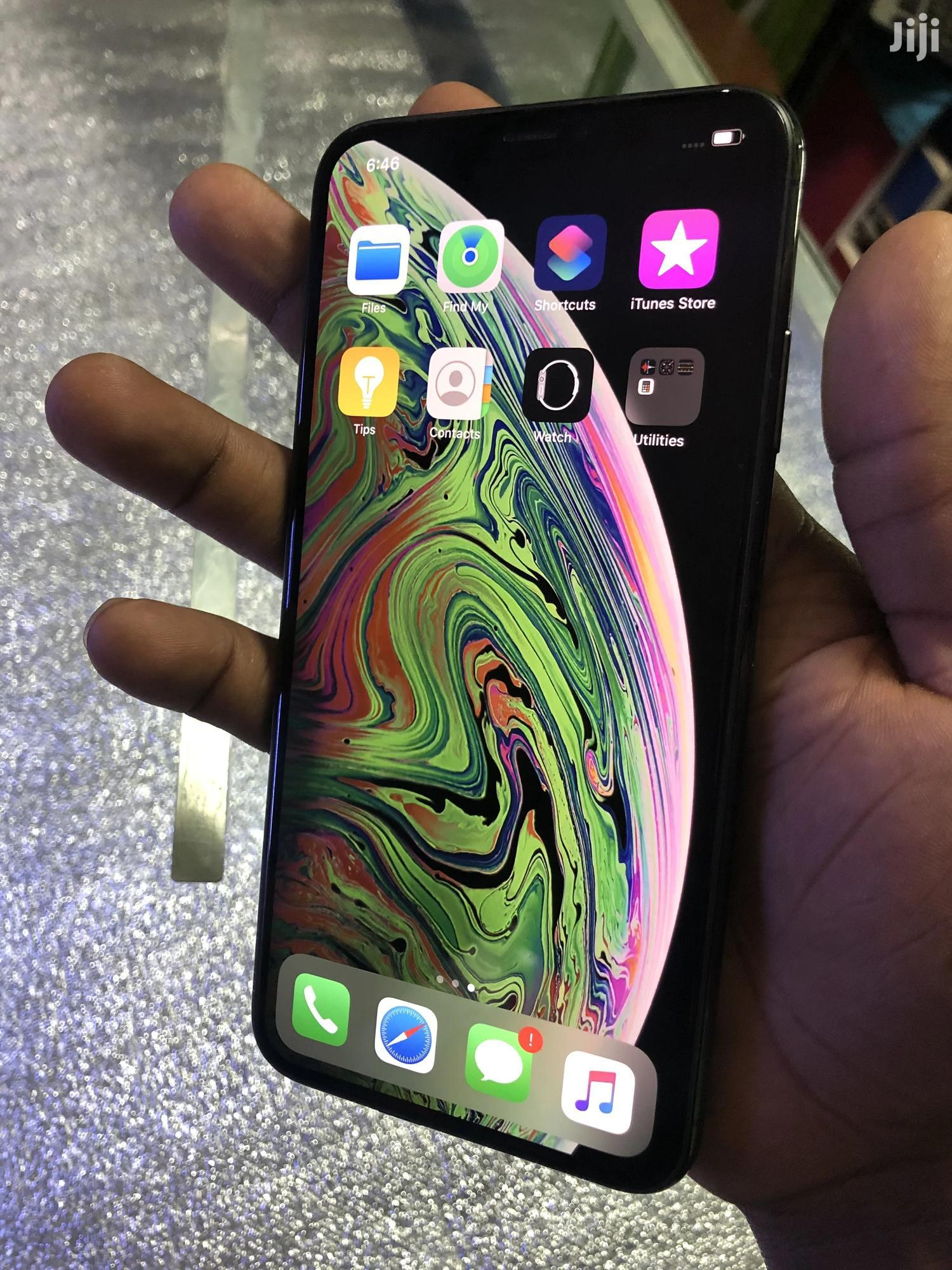 Apple iPhone XS Max 256 GB Black | Mobile Phones for sale in Kampala, Central Region, Uganda