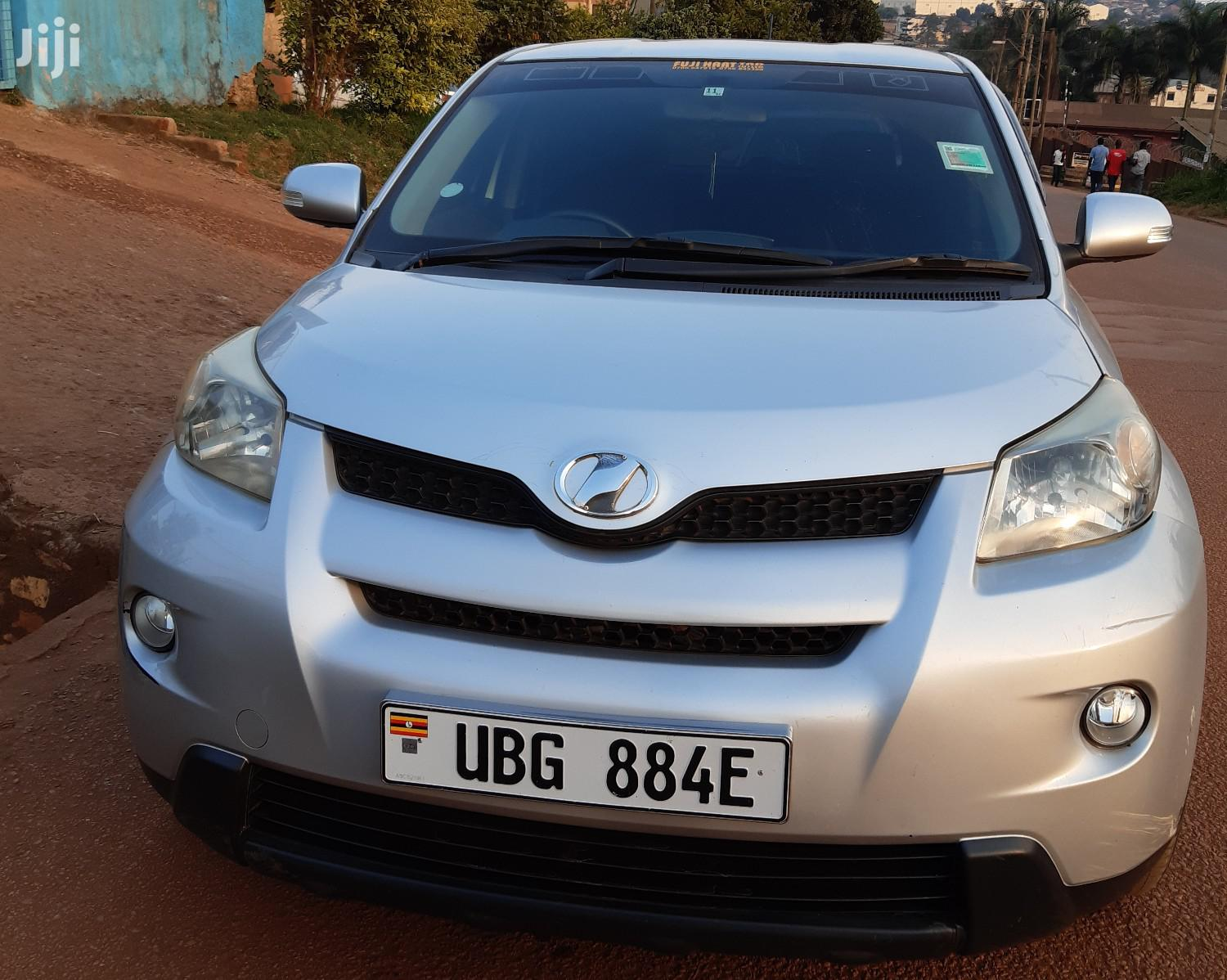 Archive: Toyota IST 2009 Silver