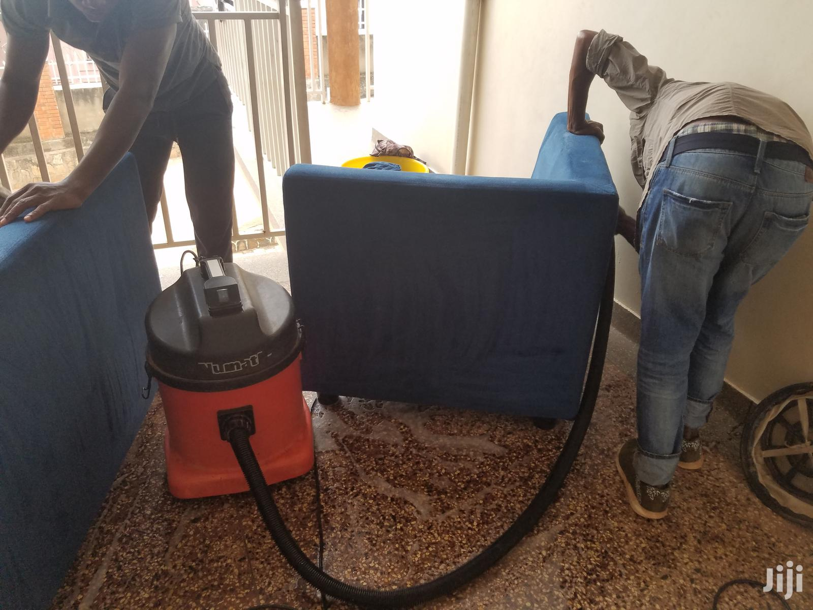 Carpet and Sofa Set Cleaning