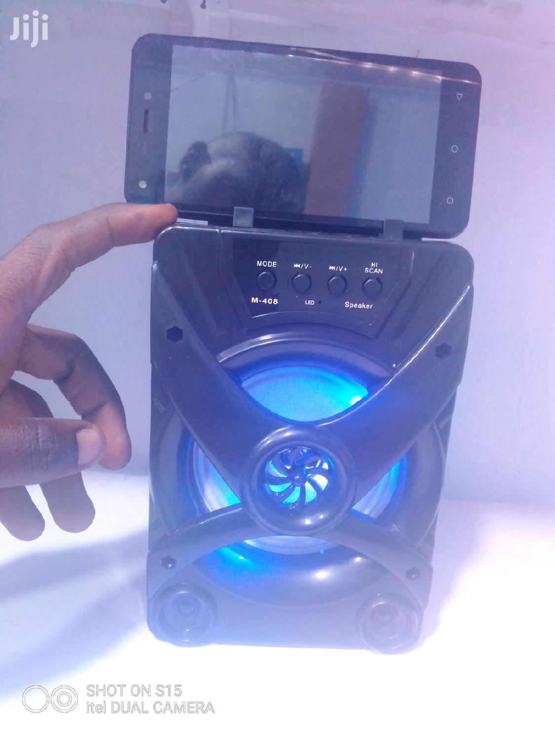 Light Weight Portable Bluetooth Speaker | Audio & Music Equipment for sale in Kampala, Central Region, Uganda