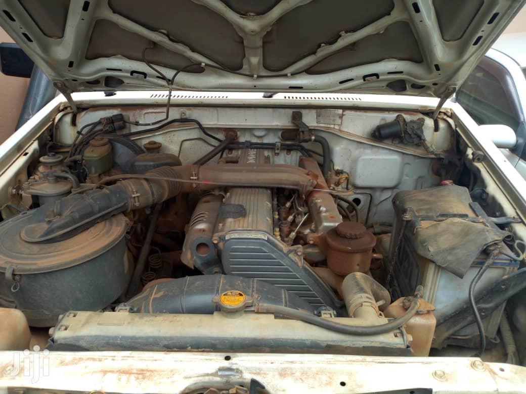 Archive: Toyota Land Cruiser 2008 White