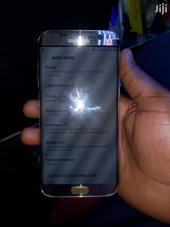 Samsung Galaxy S7 edge 32 GB Gold   Mobile Phones for sale in Kampala, Central Region, Uganda