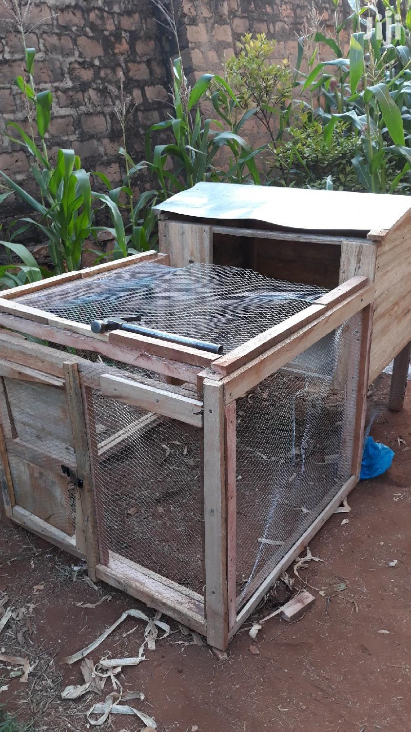 We Make Kitchen Cages And Kennels