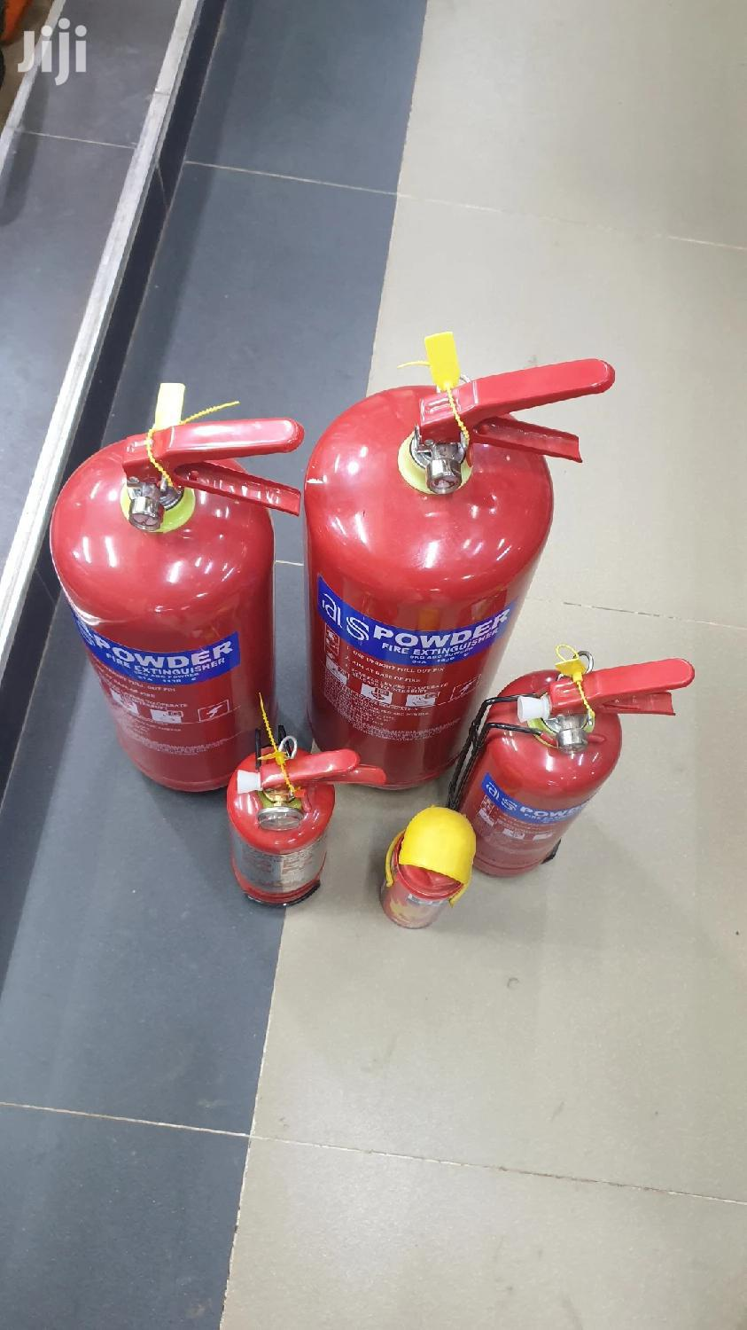 Fire Extinguisher | Safety Equipment for sale in Kampala, Central Region, Uganda