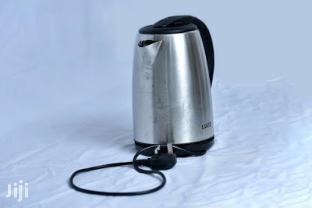 Lucid Stainless Steel Kettle | Kitchen Appliances for sale in Kampala, Central Region, Uganda