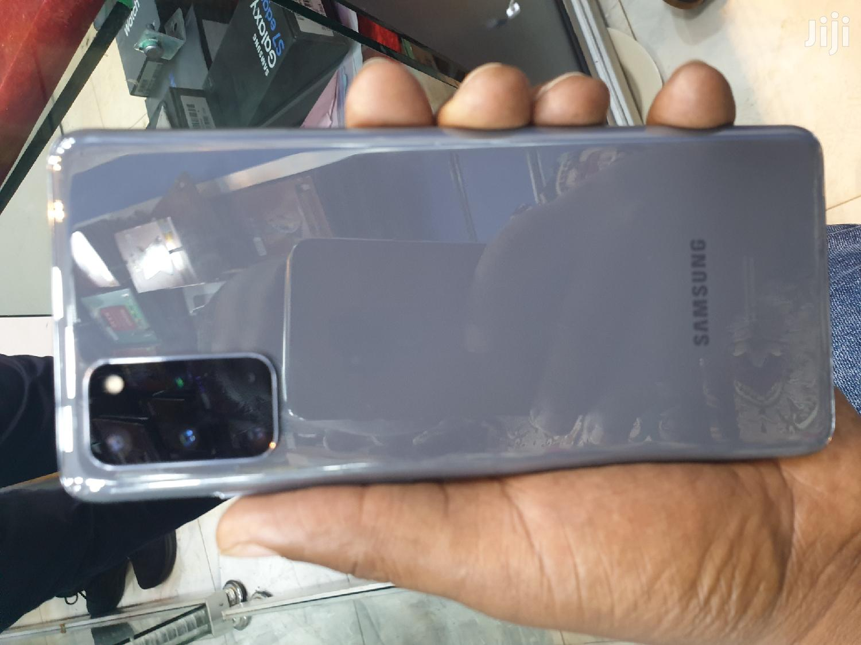 Samsung Galaxy S20+ 128 GB Gray | Mobile Phones for sale in Kampala, Central Region, Uganda