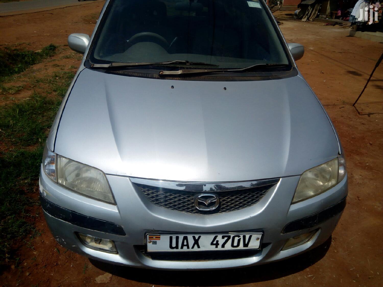Archive: Mazda Premacy 2000 Silver