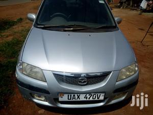 Mazda Premacy 2000 Silver