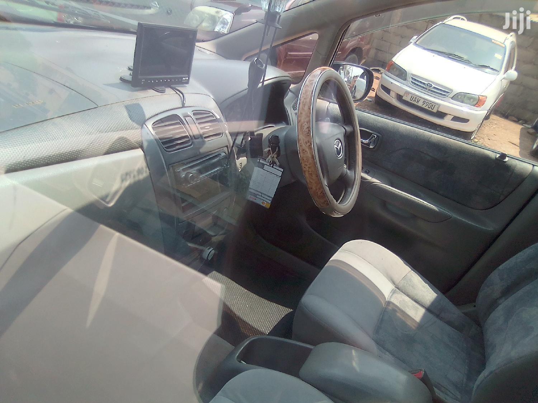 Archive: Mazda Premacy 2003 Blue