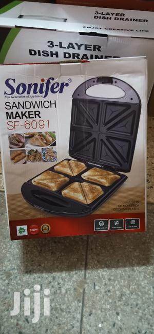 Sanifer Double Sandwich Maker   Kitchen Appliances for sale in Central Region, Kampala