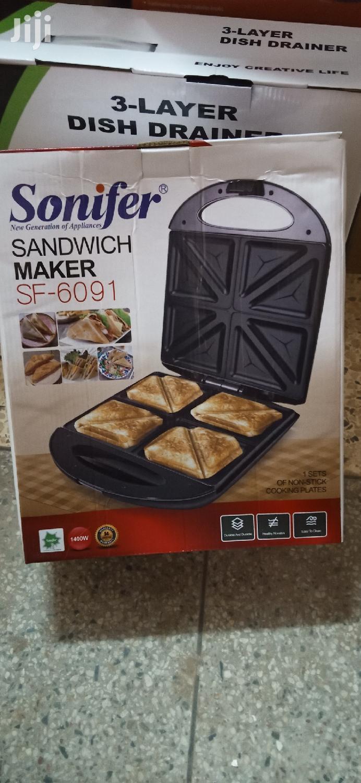 Sanifer Double Sandwich Maker