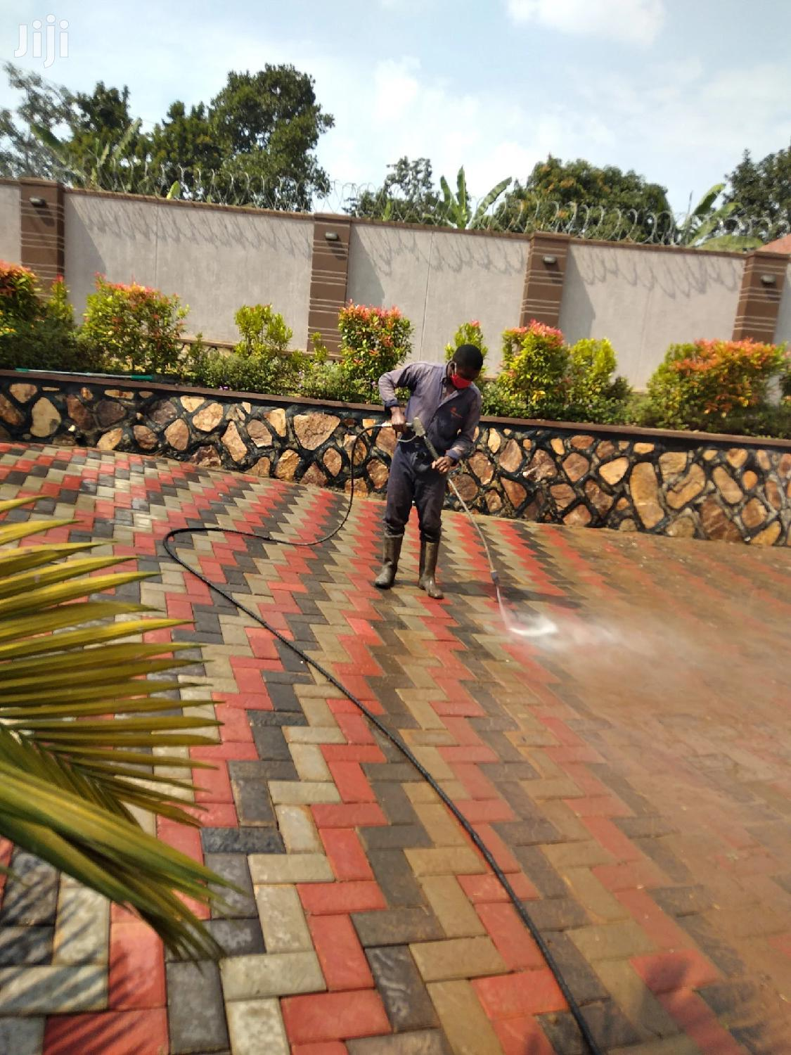 Pressure Wash Cleaning Services   Cleaning Services for sale in Kampala, Central Region, Uganda