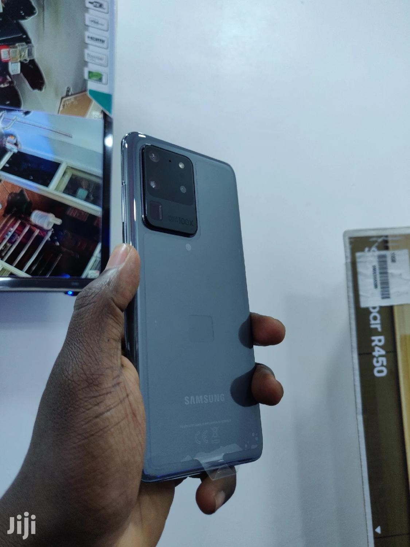 Samsung Galaxy S20 Ultra 128 GB Gray | Mobile Phones for sale in Kampala, Central Region, Uganda