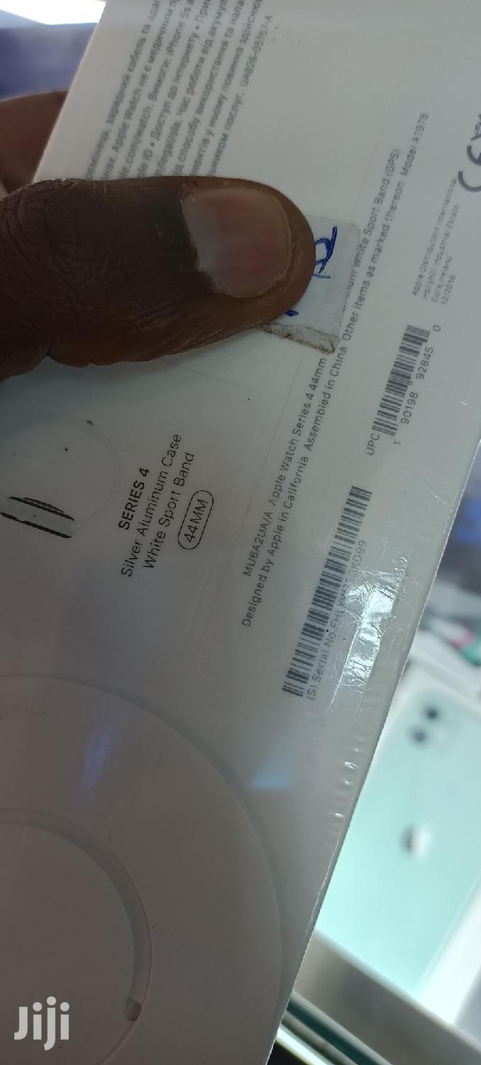 Apple Watch Series4, 44mm GPRS Brand New With 1year Warranty