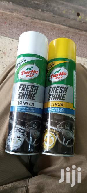 Dashboard Sprays