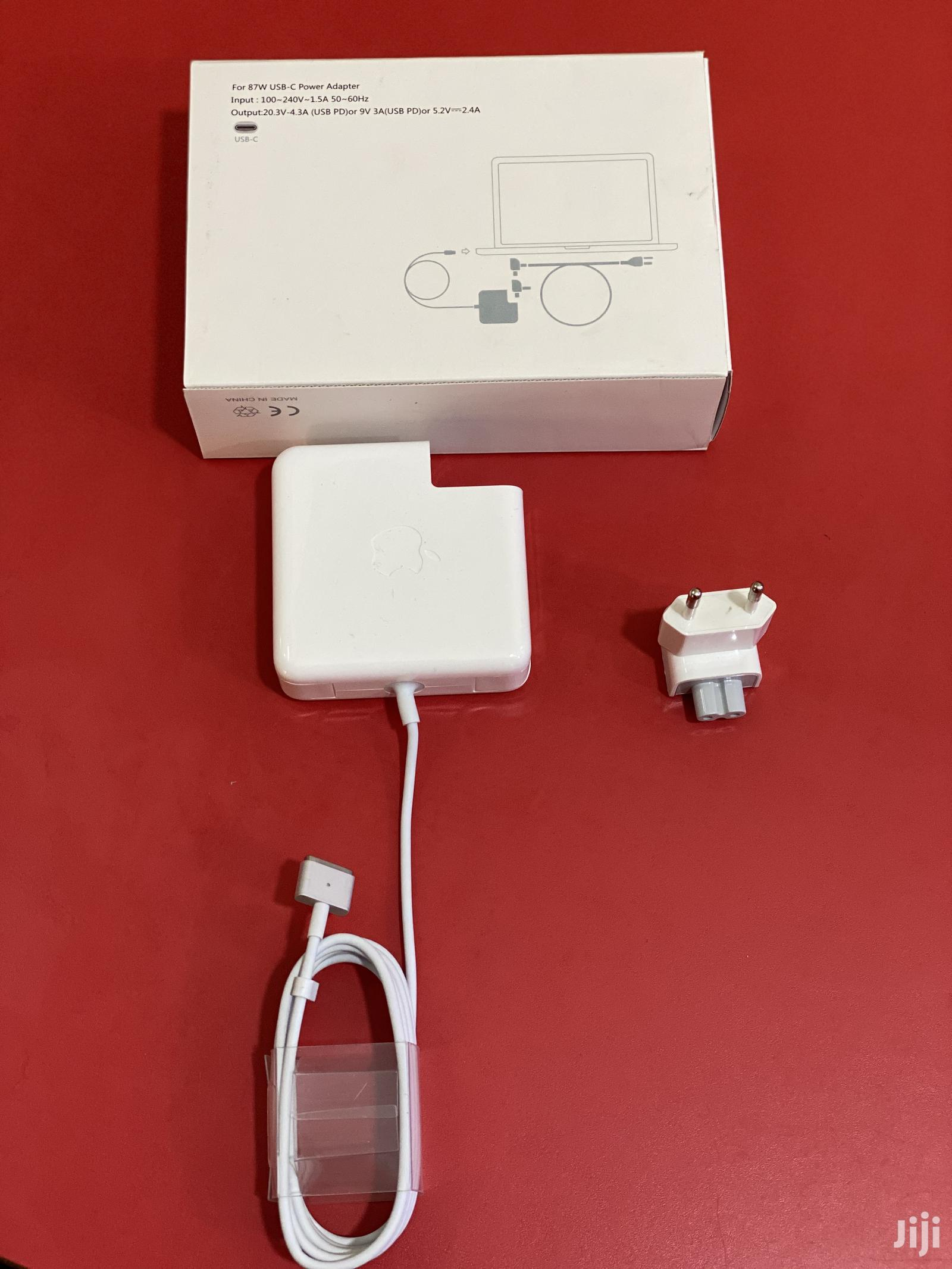87 Watts Original Apple Magsafe 2 Charger   Computer Accessories  for sale in Kampala, Central Region, Uganda