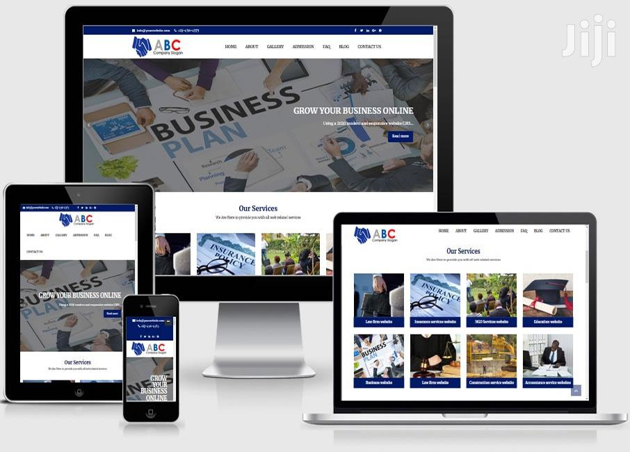 Get a Professional Website at 65% Discount