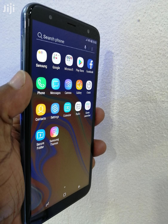 Samsung Galaxy J6 Plus 32 GB Blue