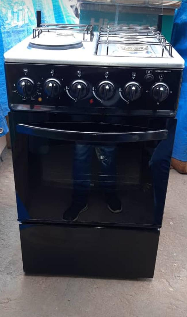 Global Star 1 Electric + 3 Gas Cooker With Electric Oven | Kitchen Appliances for sale in Kampala, Central Region, Uganda