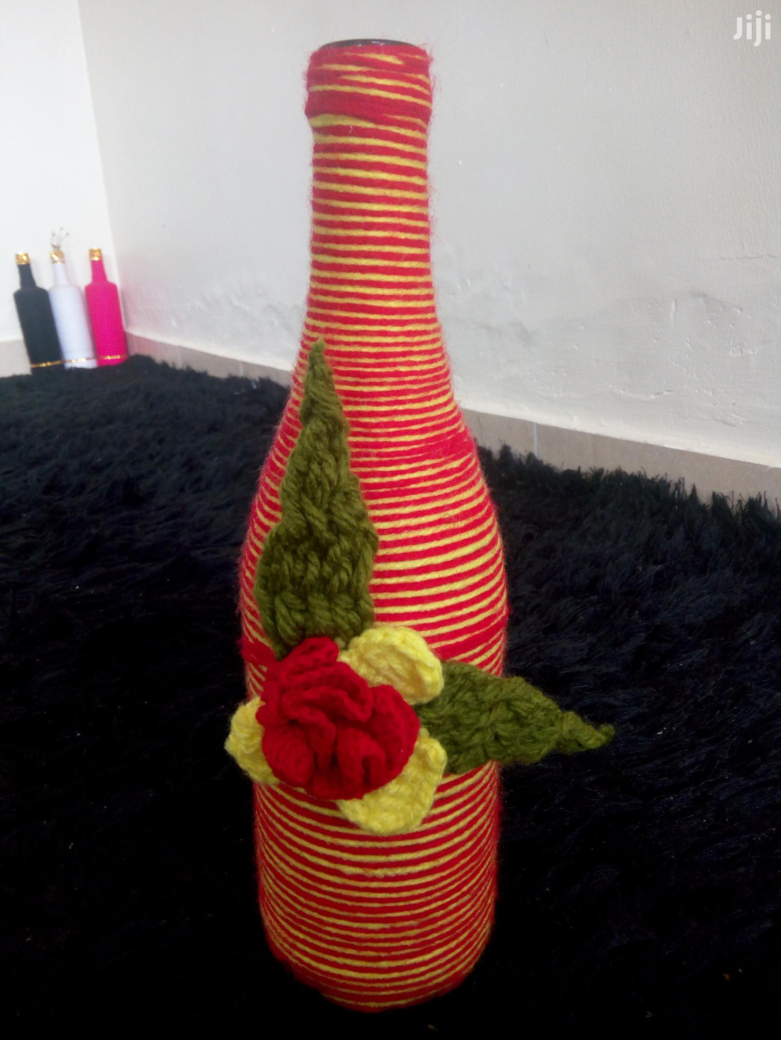 Archive: Decorated Bottles