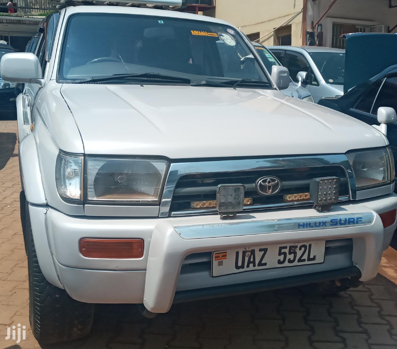 Toyota Surf 1996 White