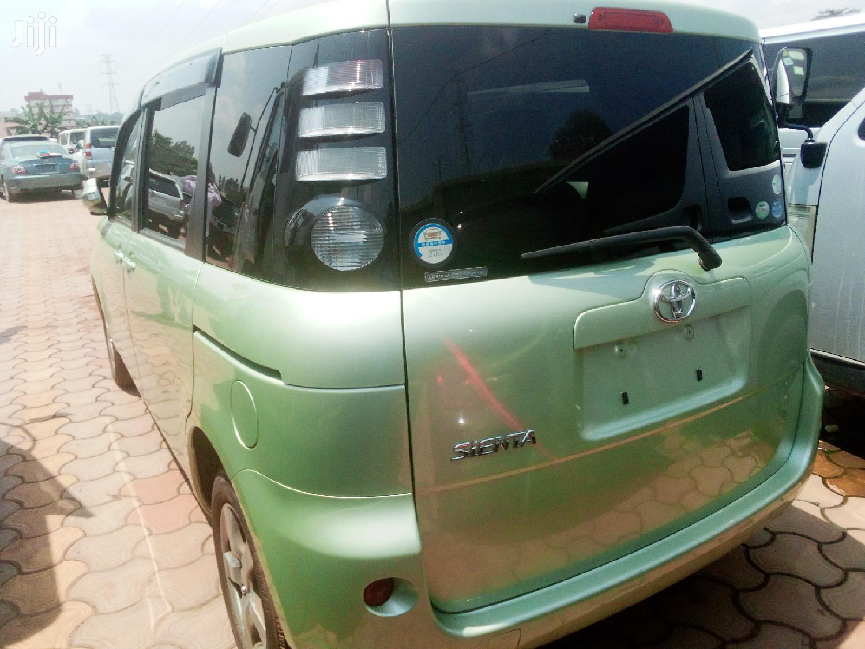 Toyota Sienta 2007 Green | Cars for sale in Kampala, Central Region, Uganda