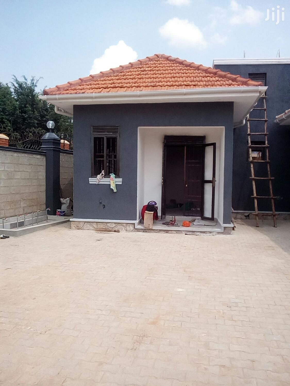 Kyanja Studio Single Room House For Rent