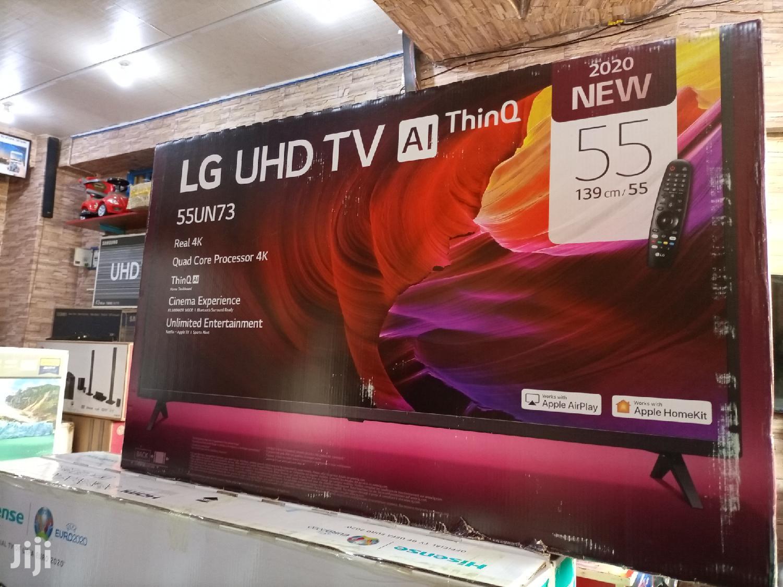 New LG Smart Uhd 4K Digital Flat Screen TV 55 Inches