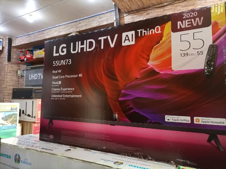 New LG Smart Uhd 4K Digital Flat Screen TV 55 Inches | TV & DVD Equipment for sale in Kampala, Central Region, Uganda