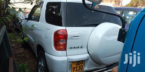 Toyota RAV4 2001 White | Cars for sale in Central Region, Kampala
