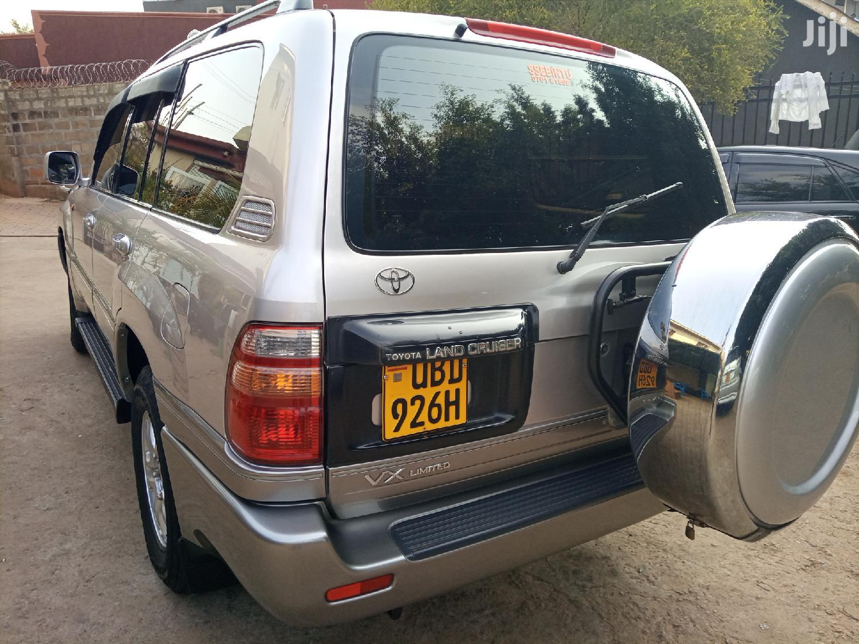 Toyota Land Cruiser 2004 Silver | Cars for sale in Kampala, Central Region, Uganda