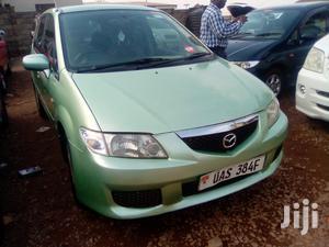 Mazda Premacy 2002 Green