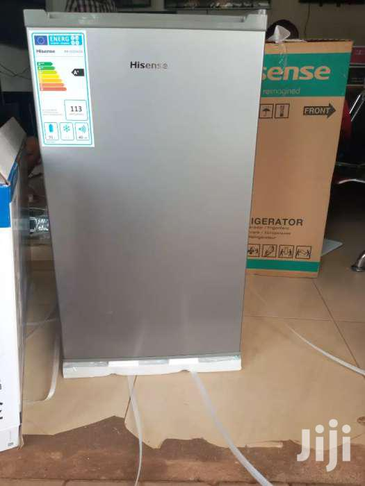 Hisense Single Door Refrigerator 120L