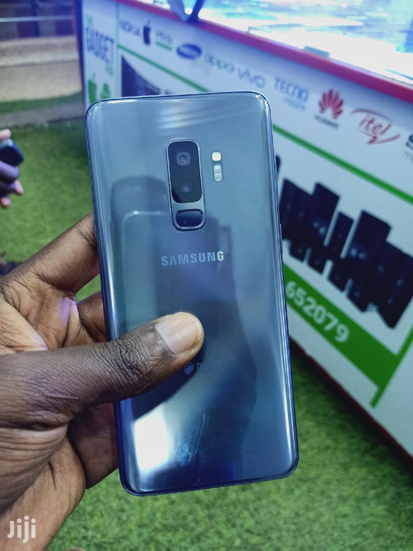 Samsung Galaxy S9 Plus 64 GB Gray   Mobile Phones for sale in Kampala, Central Region, Uganda