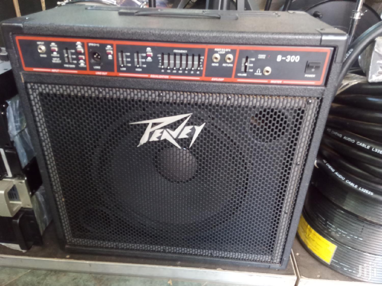 Combo Amplifier For Bass Guitar