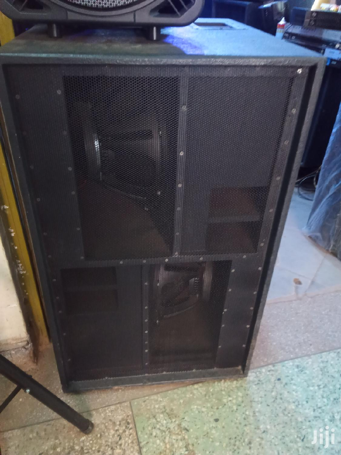 RCF Double Bass Beam | Audio & Music Equipment for sale in Kampala, Central Region, Uganda