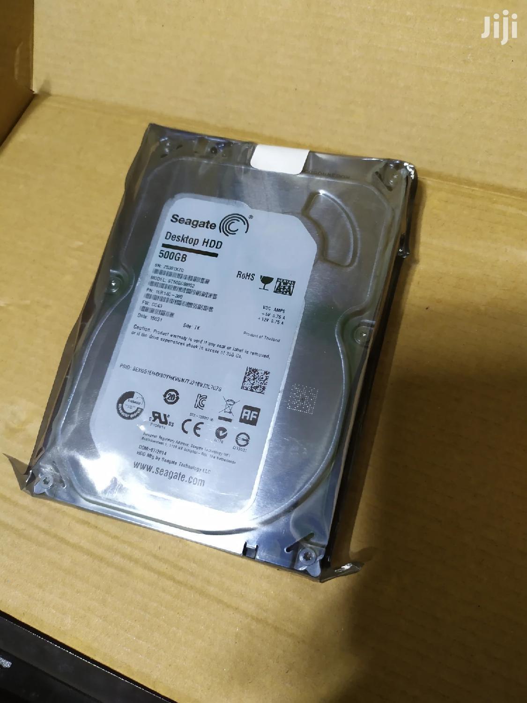Seagate Hard Drive 500GB | Computer Hardware for sale in Kampala, Central Region, Uganda