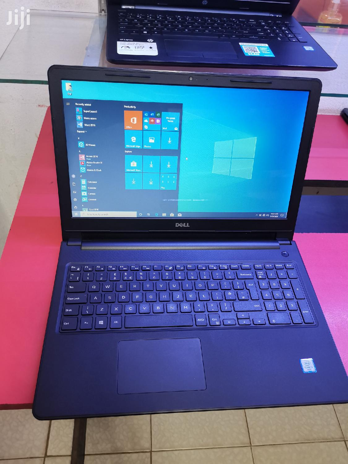 New Laptop Dell Inspiron 15 3567 4GB Intel Core I3 HDD 500GB | Laptops & Computers for sale in Kampala, Central Region, Uganda