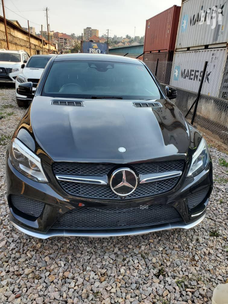 New Mercedes-Benz GLE-Class 2018 Black