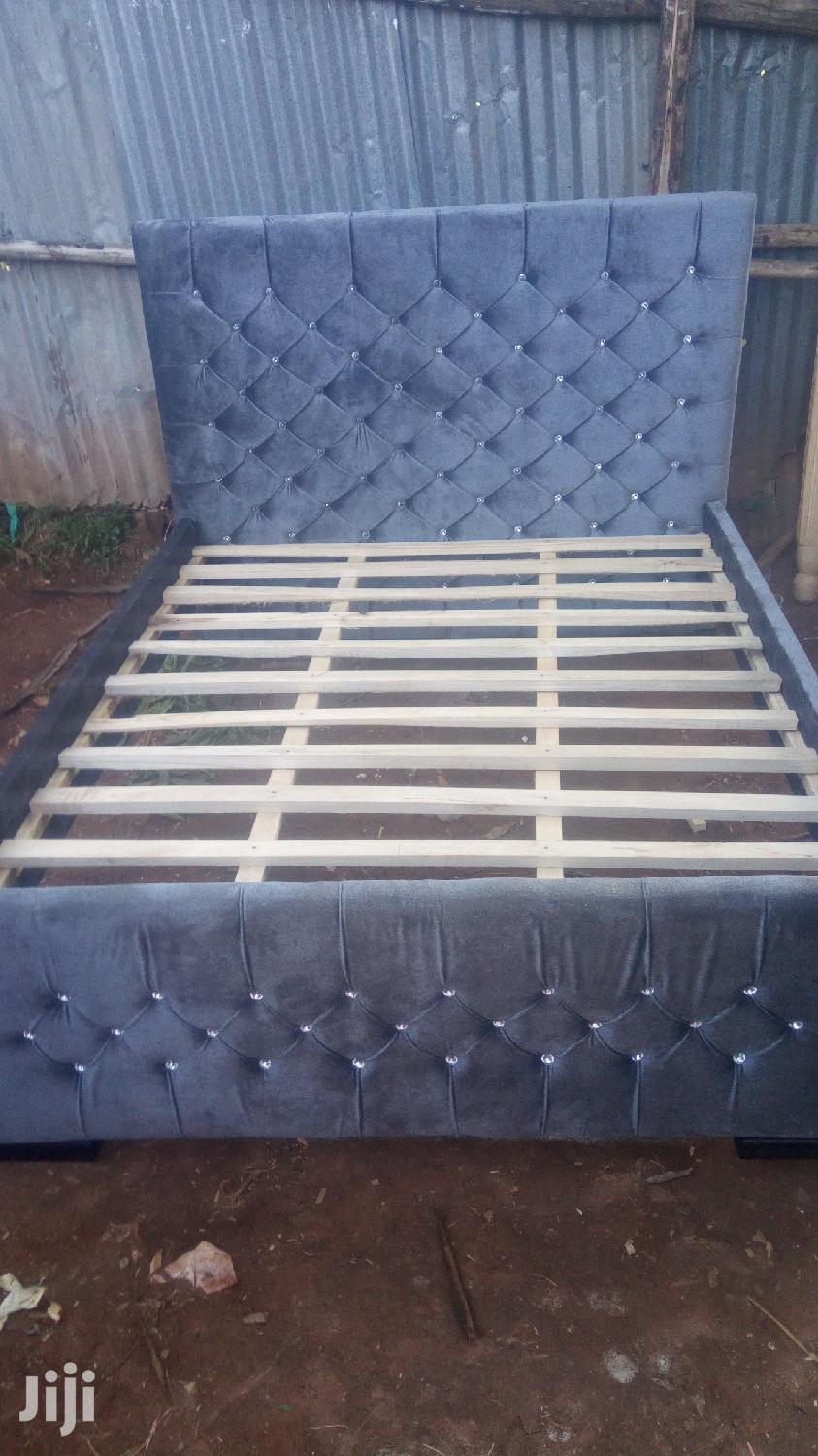 Mega Bed 5by 6 In Hard Wood