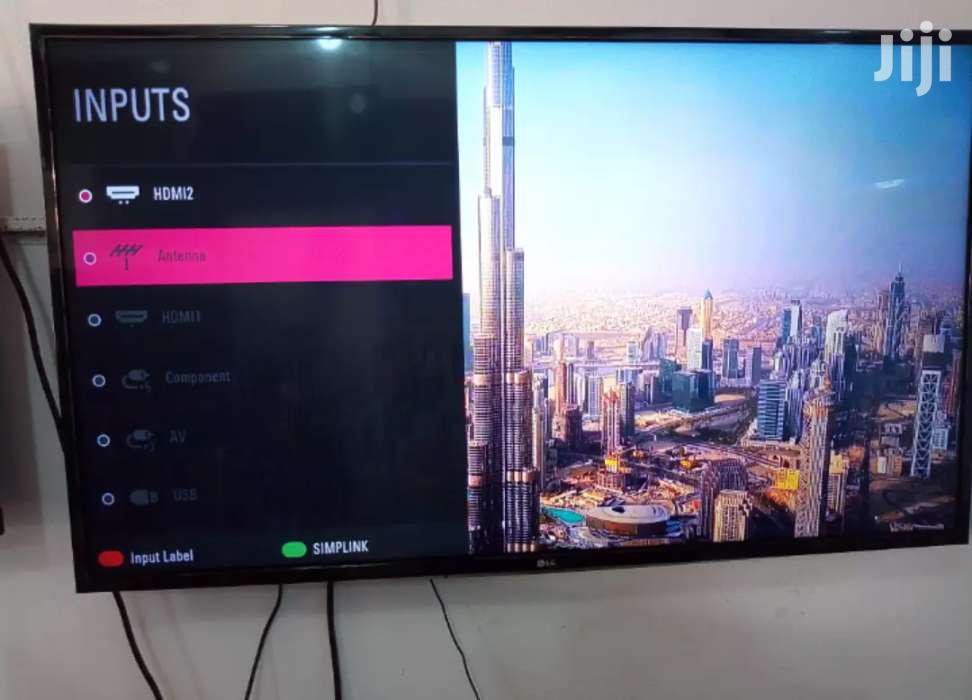 Archive: 50inches LG Smart Flat Screen TV