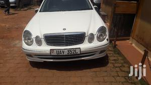 Mercedes-Benz E240 2005 White   Cars for sale in Central Region, Kampala