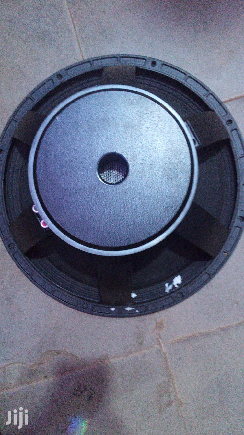 "Martin Audio Woofers 18"" For Bass"