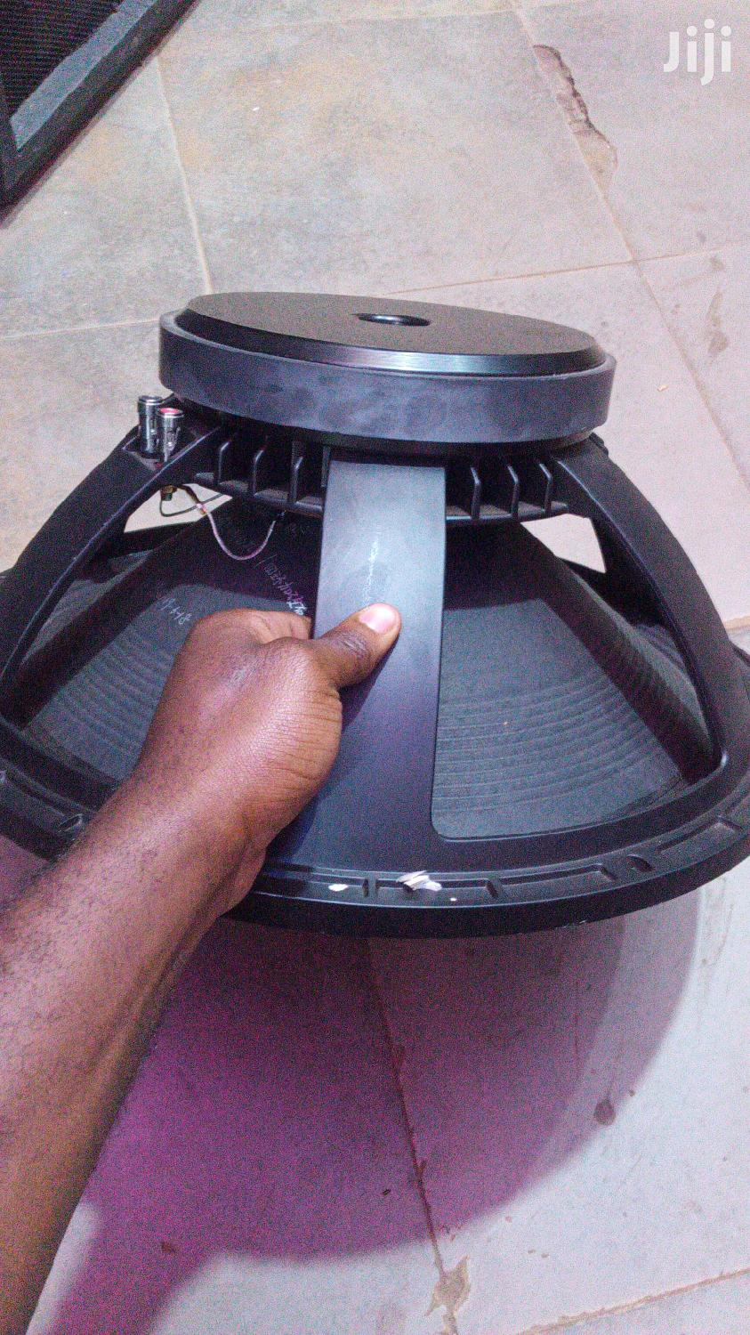 "Martin Audio Woofers 18"" For Bass 