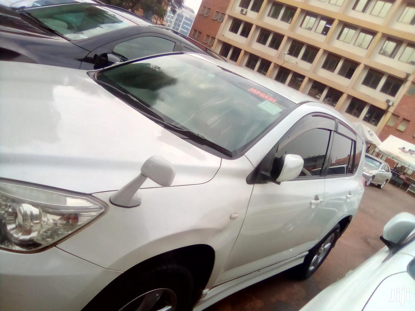 New Toyota RAV4 2006 White | Cars for sale in Kampala, Central Region, Uganda