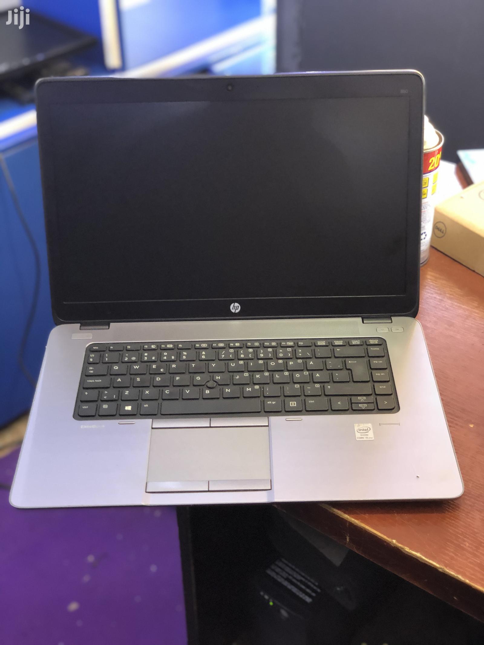 Laptop HP EliteBook 850 G1 8GB Intel Core i5 SSHD (Hybrid) 500GB | Laptops & Computers for sale in Kampala, Central Region, Uganda