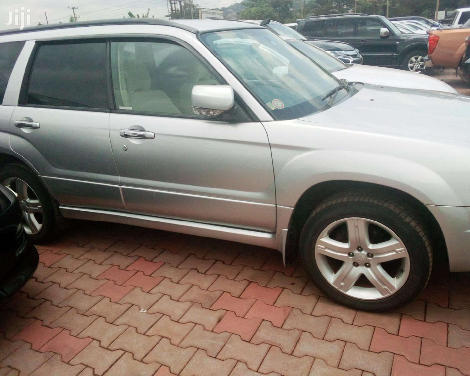 New Subaru Forester 2.0 X Trend 2007 Silver | Cars for sale in Kampala, Central Region, Uganda