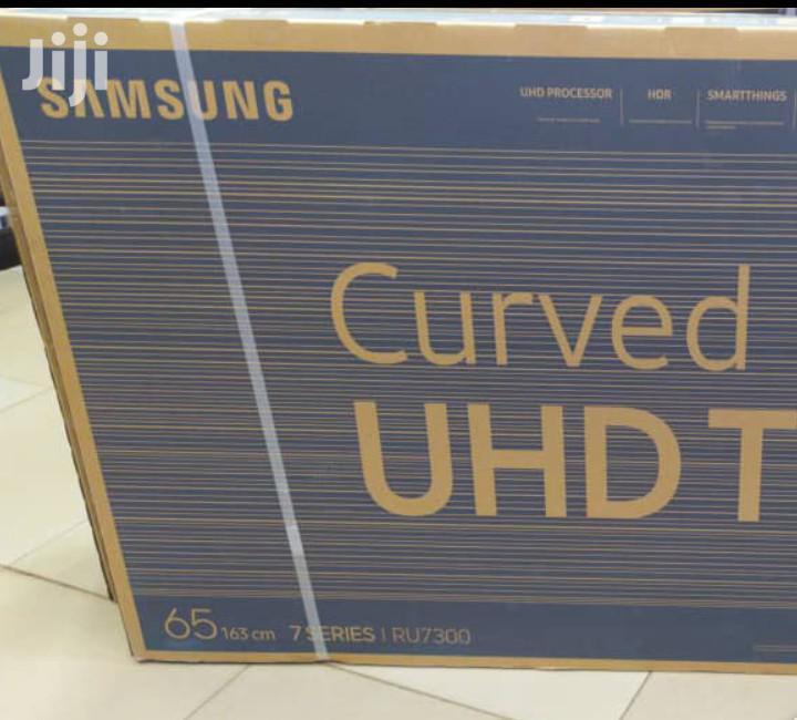 Samsung 65 Inch Curved UHD 4K Tv