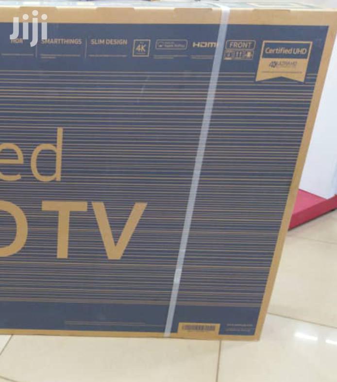 Samsung 65 Inch Curved UHD 4K Tv | TV & DVD Equipment for sale in Kampala, Central Region, Uganda