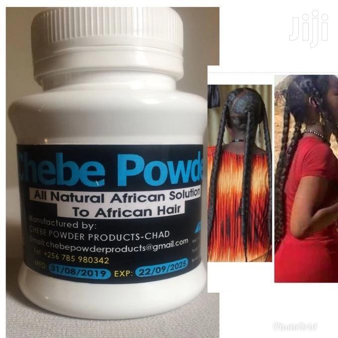 Chebe Powder For Beard And Hair Growth
